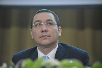 Ponta cere sprijinul pentru a candida la prezidentiale - Consiliului National PSD la Craiova
