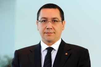 Ponta compara Opozitia cu legea junglei: Romanii care nu se descurca sunt lasati sa moara