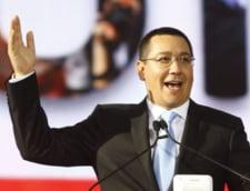 Ponta comparat cu Ceausescu, dupa ce le-a dat studentilor minivacanta de alegeri