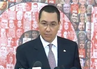 Ponta confirma: Liviu Voinea pleaca la BNR