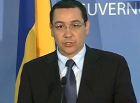 Ponta confirma: Venitul minim si ajutorul social se majoreaza de la 1 iulie