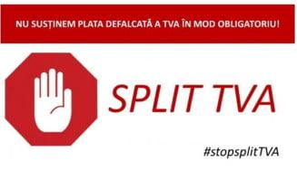 Ponta continua ofensiva impotriva obligativitatii Split TVA: Opriti aceasta prevedere nociva!