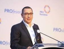 Ponta crede ca PNL vrea anticipate pentru ca nu sunt bani de pensii. Si are un sfat pentru Ciolacu