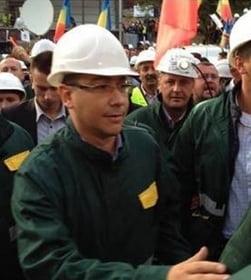 Ponta crede ca proiectul Rosia Montana nu va trece de Senat, dar are un plan B