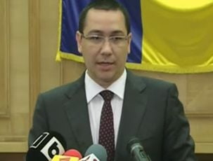 Ponta despre acuzatiile de plagiat: Tot o sa merg la Bruxelles