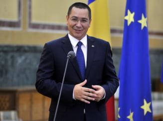 "Ponta despre candidatii ""agenti acoperiti"": Daca isi fac datoria fata de tara, merita felicitati"