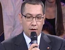Ponta despre motiune: USL are 227 de voturi, unul este al lui Mircea Geoana