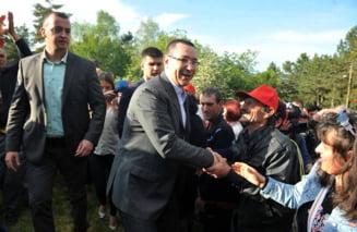 Ponta despre pozele din Polonia si Belarus folosite in campania PSD