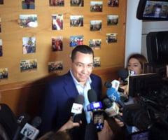 Ponta despre reintoarcerea in politica, unde ar vrea sa isi scrie memoriile si dupa cine plange