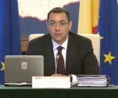 Ponta despre sustinerea Frantei pentru Schengen: Sa nu ne foloseasca in bataliile lor interne