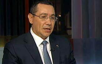 Ponta dezvaluie in ce conditii ar mai candida din nou la sefia PSD