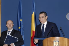 Ponta discuta cu Chitoiu, la Guvern. Tema probabila, schimbarea conducerii CEC