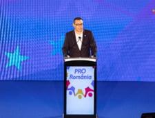 Ponta exclude o guvernare cu PNL, USR sau PMP si spune ca joi seara va propune PSD refacerea majoritatii cu ALDE
