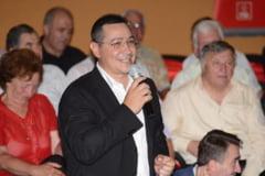 Ponta exclude orice colaborare cu PSD: Nu ne facem iar frati cu hoti si incompetenti ca sa primim si noi ciolan