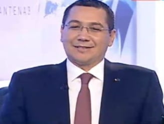 Ponta explica de ce a facut lansarea de ziua lui si cum a decis sa candideze