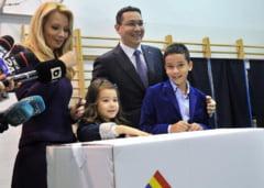 Ponta explica de ce a pierdut alegerile: Si eu as fi votat impotriva mea la prezidentiale