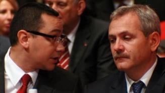 """Ponta i-a cerut lui Dragnea sa le faca jurnalistilor """"confidente"""" despre discutia cu Basescu"""