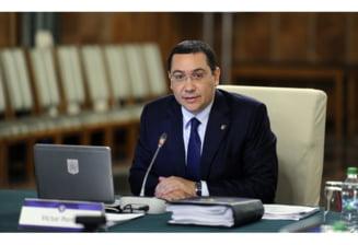 Ponta i-a scris lui Iohannis ca vrea sa se intoarca in fruntea Guvernului