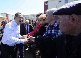 """Ponta i-a spus lui Mazare de ce-a fost bagat """"la beci"""": Erau invidiosi"""