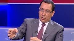 Ponta i-ar ceda lui Oprea sefia Guvernului: Daca spune ca vrea prim-ministru, imediat il las (Video)