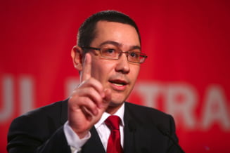 Ponta ii atentioneaza pe Frunzaverde, Stanescu si Orban: Nu pot sa-si tina gura, ne putem lipsi de ei