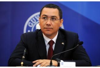 Ponta ii da replica lui Mihalache in scandalul salariilor: Nu stiu ce mailuri are de la mine