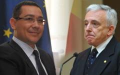 Ponta ii explica lui Isarescu de ce plateste taxe mai mari la stat: E un semn bun