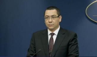 Ponta ii raspunde lui Basescu: Ce spune despre chinezii de la Huawei si STS (Video)