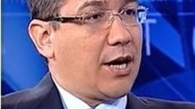 Ponta ii raspunde lui Basescu: Imi este lehamite, cine il primeste pe el in China?