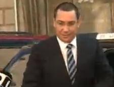 Ponta ii raspunde lui Iohannis: Ma bucur ca a ajuns in sfarsit in Romania reala