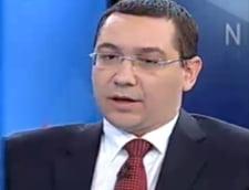 Ponta ii raspunde lui Iohannis: S-a revenit la momentul dosarelor. Ma simt ca pe vremea lui Basescu