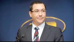 Ponta ii raspunde prompt lui Antonescu: Infiintarea USD nu incalca protocolul USL