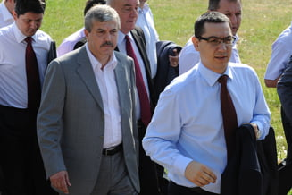 Ponta ii roaga pe ministri sa nu mai vorbeasca despre taxe si impozite