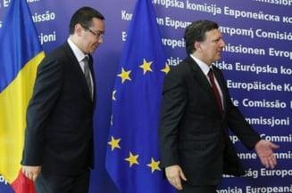 Ponta ii scrie din nou lui Barroso: Vom respecta decizia CCR