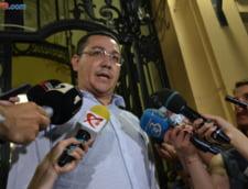 """Ponta il acuza pe Basescu ca minte de ingheata apele in privinta """"listei lui Gadea"""". Fostul presedinte se scuza"""