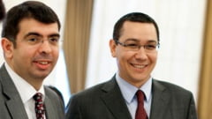 Ponta il apara pe Cazanciuc: Nu are treaba cu dosarele. Cand Basescu are probleme cu Justitia, mai da o racheta