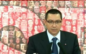 Ponta il apara pe Oprescu: Nu e admisibil ca Boc sa se lege de el