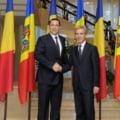 Ponta il apara pe premierul R.Moldova si il acuza pe Basescu de un gest iresponsabil