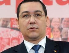 Ponta il ataca pe Dragnea: Se teme ca scapa puterea. Mesajul americanilor era pentru el, personal. PSD a ajuns ca PRM