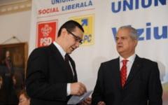 Ponta il compara pe Nastase cu Iulia Timosenko: Un condamnat politic, victima a lui Basescu (Video)