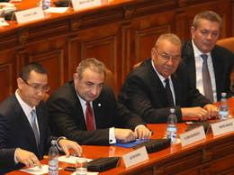 Ponta il va inlocui pe Marga daca se va dovedi o eventuala colaborare a acestuia cu Securitatea