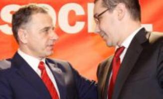 Ponta il vede pe Iliescu un fel de Richelieu, iar pe Geoana afara din PSD