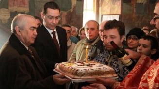 Ponta in rand cu Putin (Opinii)