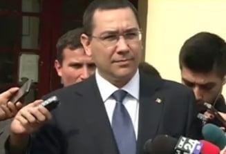 Ponta insista ca trebuie sa existe 3 puteri: Fara Guvern nu exista nimic, viata de zi cu zi