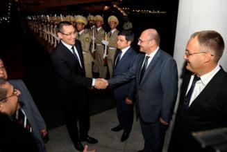 Ponta intelege de ce azerii au pus cruce proiectului Nabucco (Video)