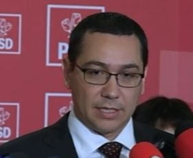 Ponta ironizeaza mitingul PDL: Se vor face de ras (Video)