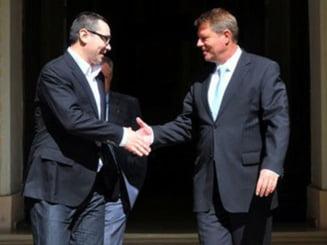Ponta isi anunta sprijinul pentru Iohannis: Cred ca este o idee corecta