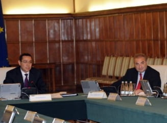 Ponta isi avertizeaza ministrii: Veti primi amenintari si o sa va gaseasca toate agentiile