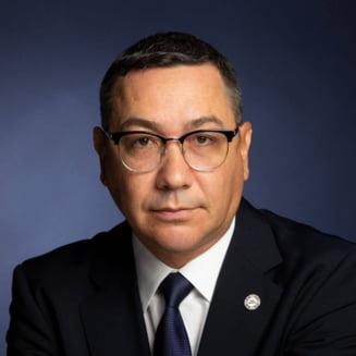 """Ponta isi regreta demisia si compara tragedia din Colectiv cu decesele COVID: """"Acum mor in fiecare zi, in spitale publice, mai multi oameni decat atunci"""""""