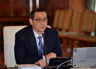 Ponta isi schimba biroul, dupa scandalul Duicu: M-am mutat la MApN